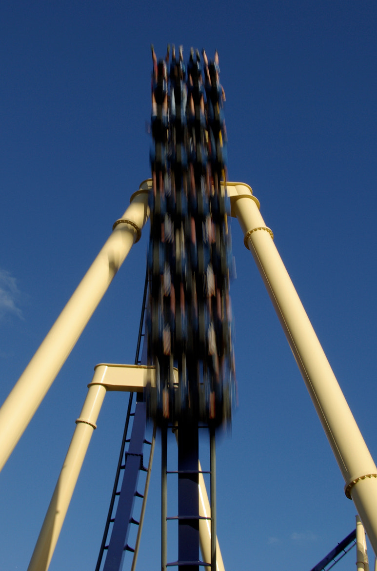 Photograph Montu-Busch Gardens 2 by Francisco Marty on 500px