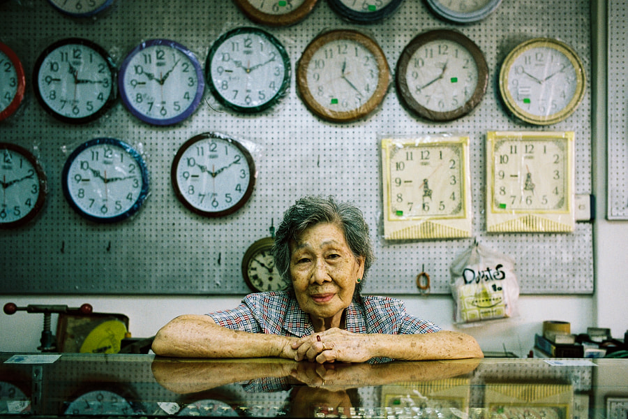 Against Time by Yeow Chin Liang (Yeow8) on 500px.com