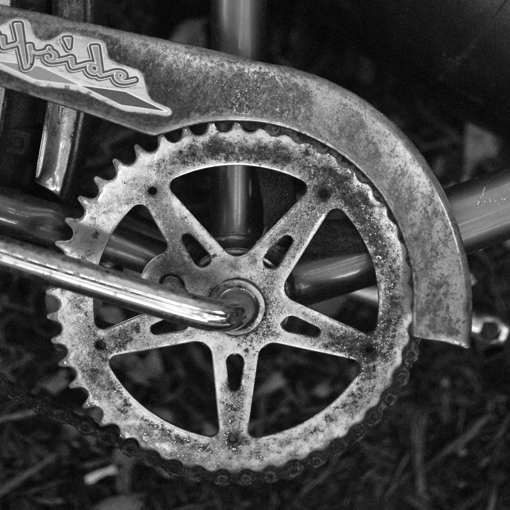 Photograph Old Bike by Robert Getty on 500px