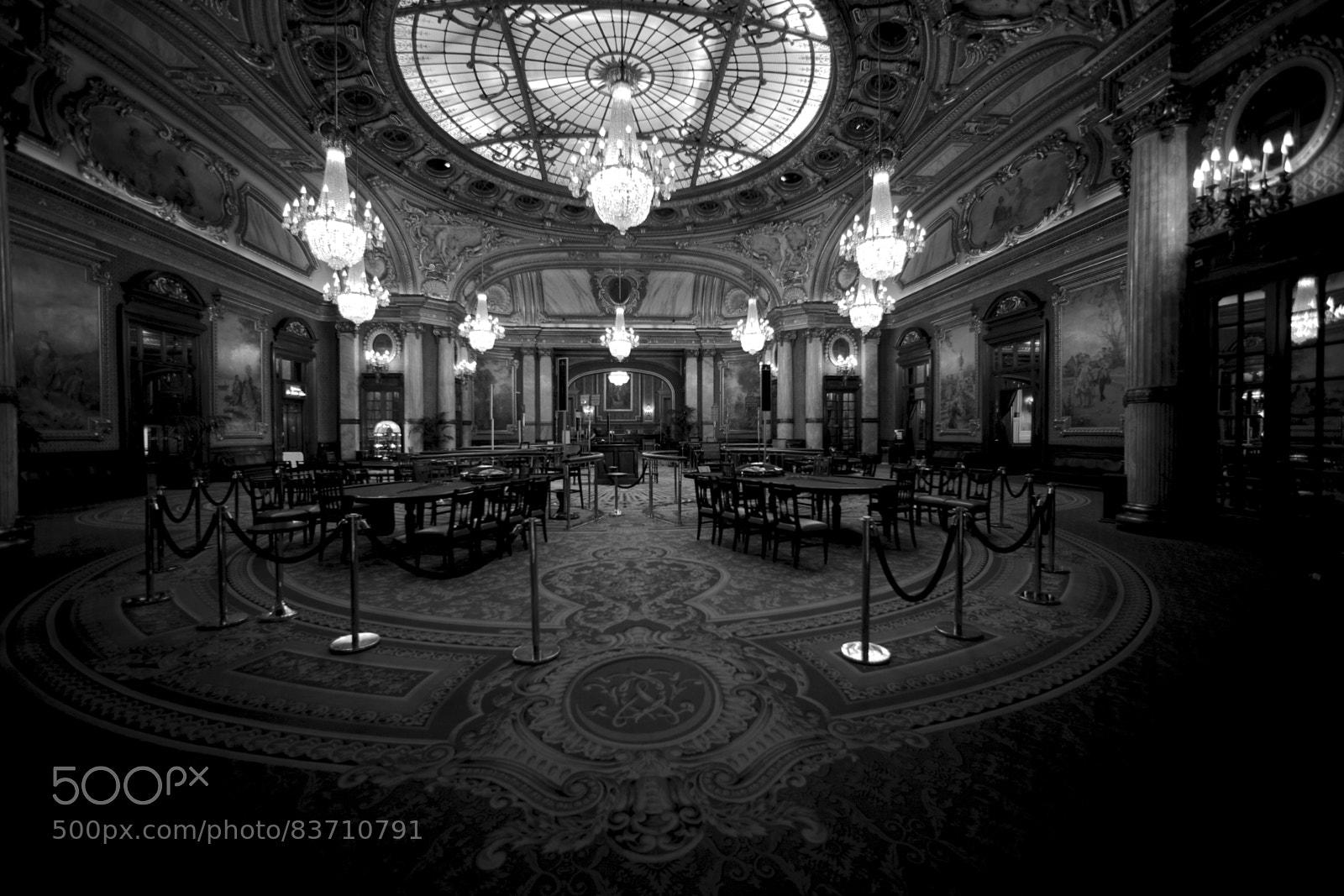 Monaco - Casino Monte Carlo