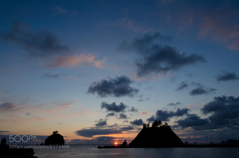 Photograph Sunset at La Push by Thomas Bishop on 500px