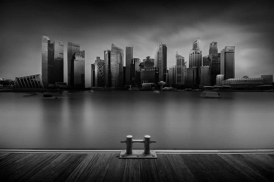 Visual Juxtaposition II - Urban Promise by Jamal Alias on 500px.com