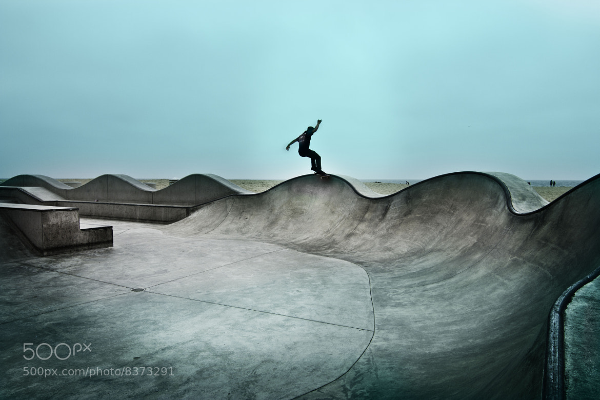 Photograph The Cement Wave by Jason Moskowitz on 500px