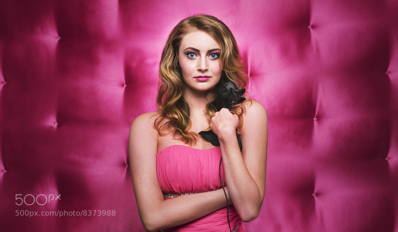 Photograph pink eye by Adam Allen on 500px