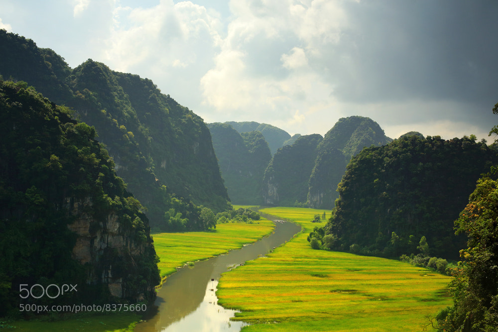 Photograph Tam Coc by Viet Hung on 500px