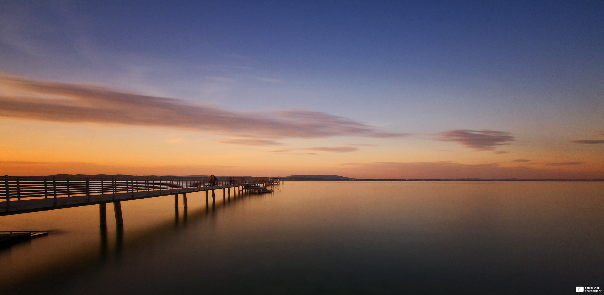 Photograph Lake Constance (I) by Daniel Wildi on 500px