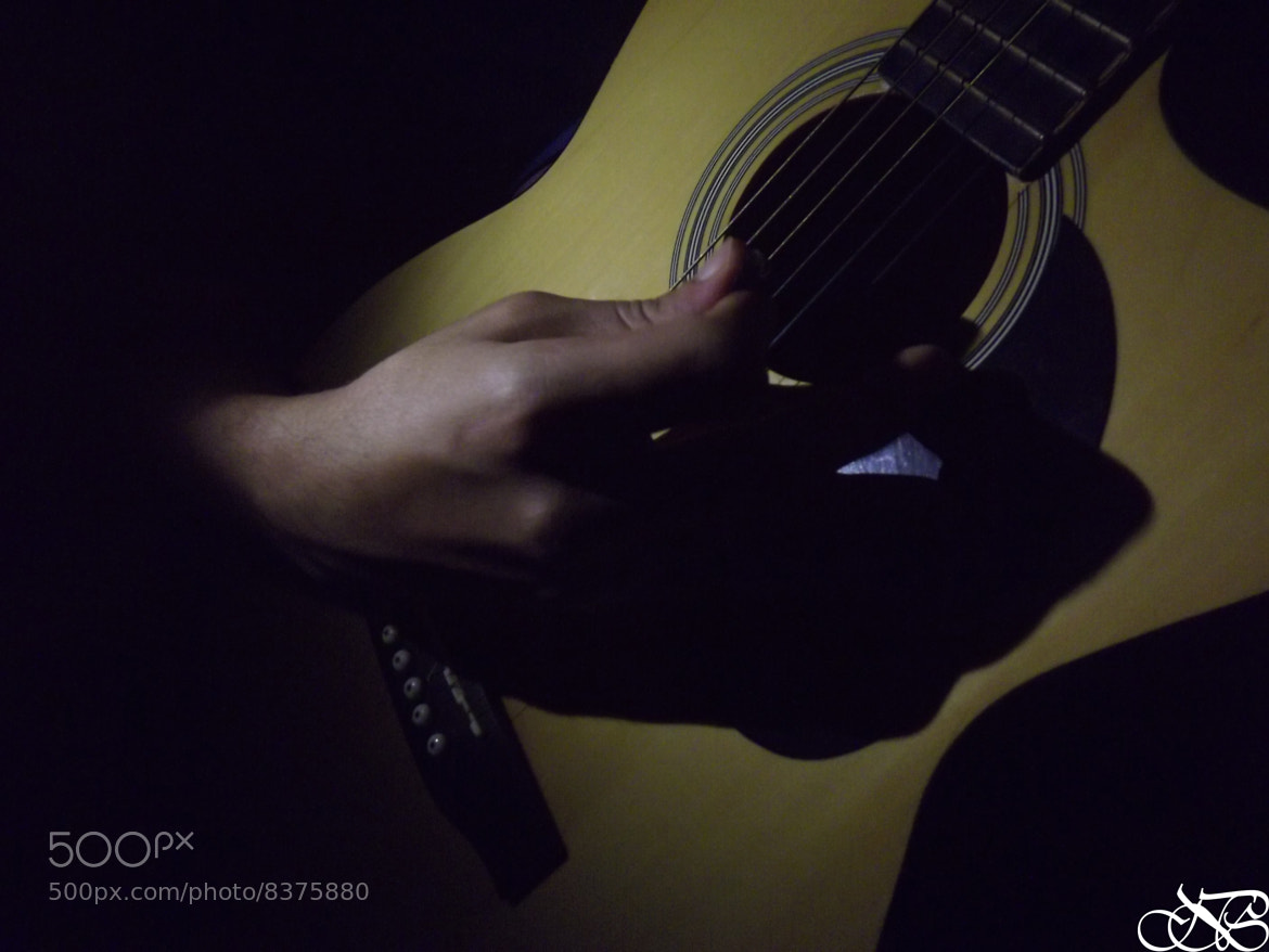 Photograph Guitar by Nitesh Badave on 500px