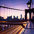 Brooklyn Bridge - Twilight