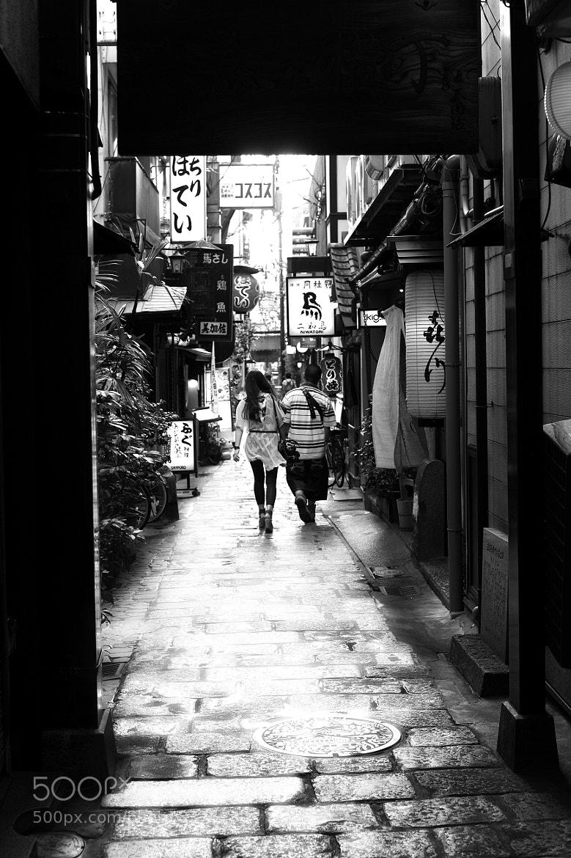 Photograph Alley by Mitsuru Moriguchi on 500px