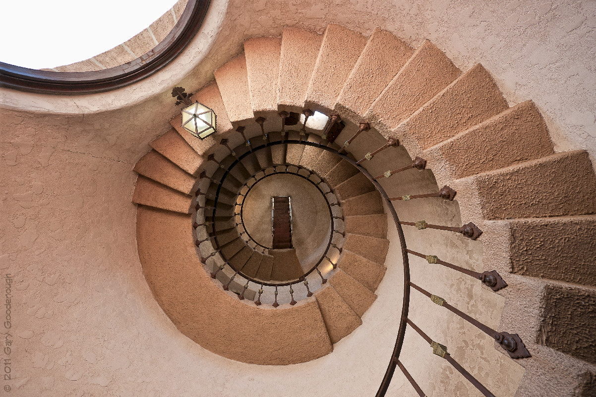 Photograph Down The Up Staircase by Gary Goodenough on 500px