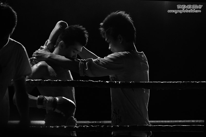 Photograph muay thai by PITUK JUNTRAPUN on 500px