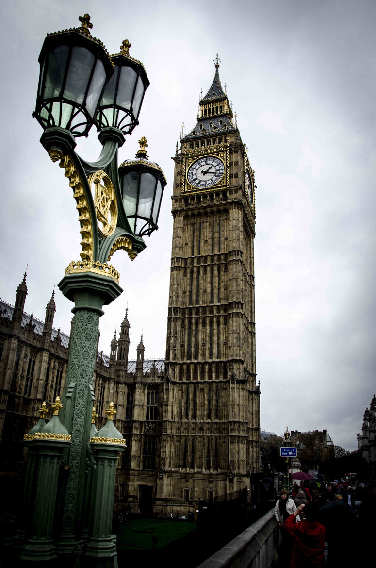 Photograph Big Ben by Miguel Bustos on 500px