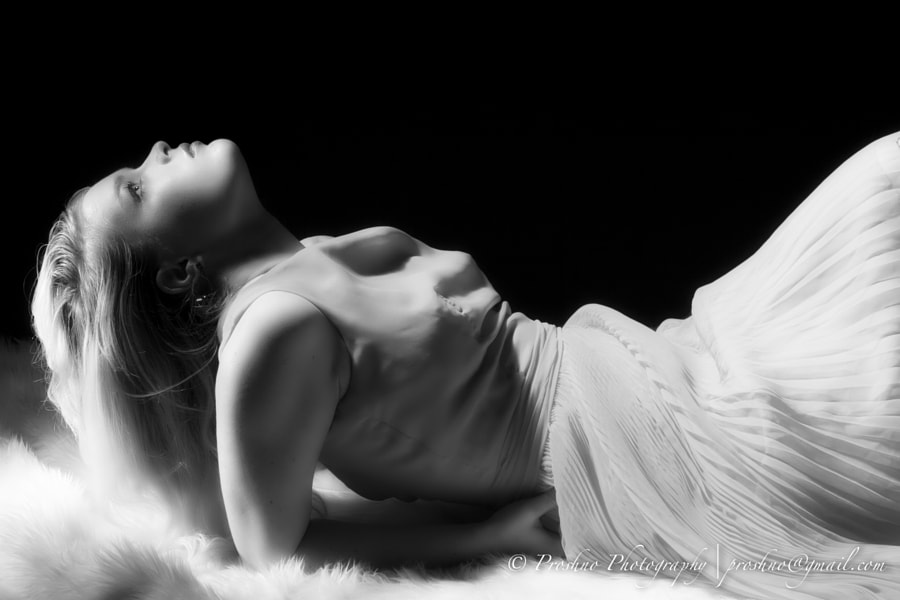 Black, White, and Beauty ...