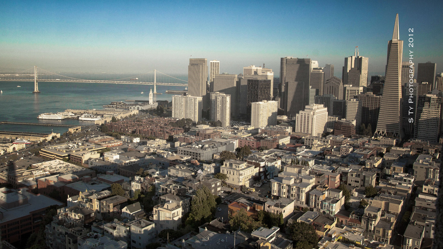 Photograph I Left My ❤ in San Francisco by Stew  on 500px