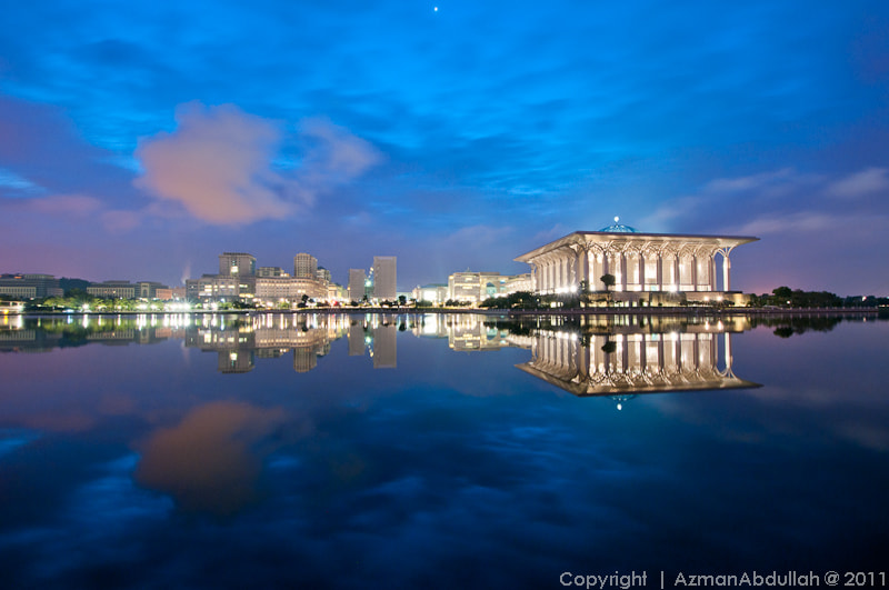 Photograph Reflection by Azman Abdullah on 500px