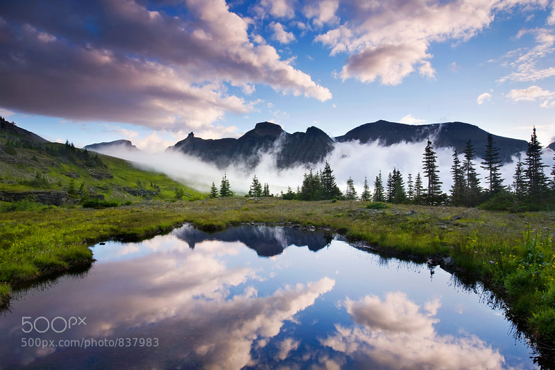 Photograph Reflected Range by Scott Hotaling on 500px