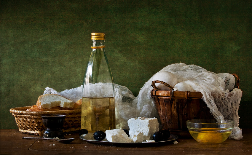 Photograph whith some cheese by Yulia Pletinka on 500px