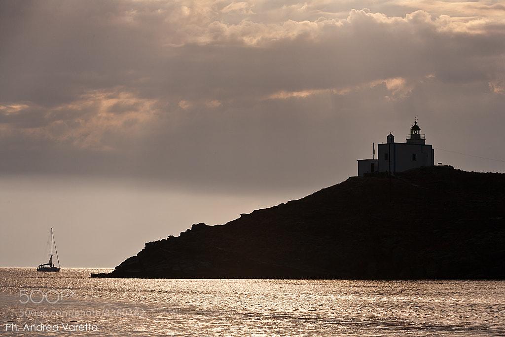 Photograph Kea lighthouse by Andrea Varetto on 500px