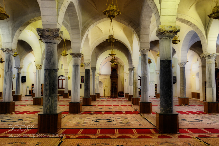 Photograph Masjed Al'atiq by Adel Esmael on 500px