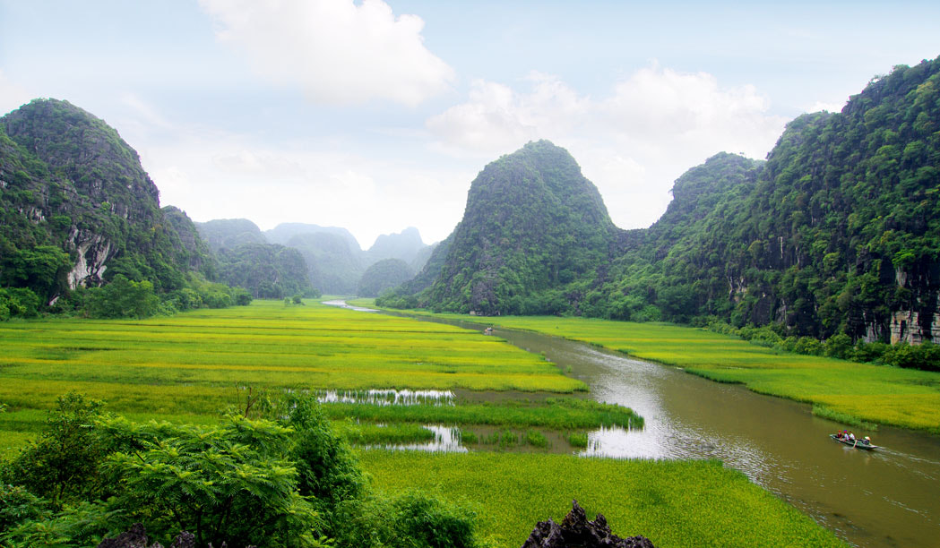 Photograph Tam Coc by Frank Dang on 500px