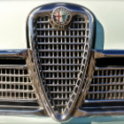 Постер, плакат: Alfa Romeo Chrome