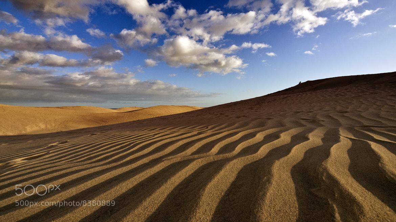 Photograph Sand Dunes by Rick Wezenaar on 500px