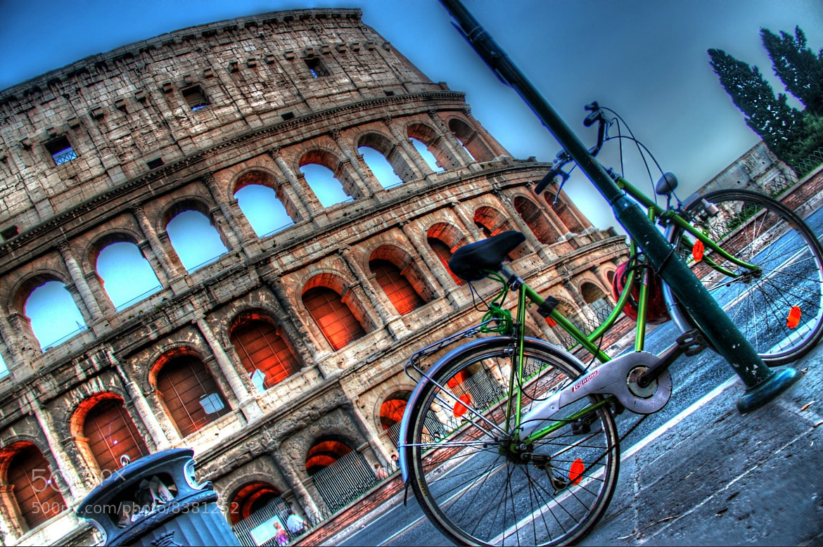 Photograph Passeggiando in bicicletta by Luca Cent on 500px