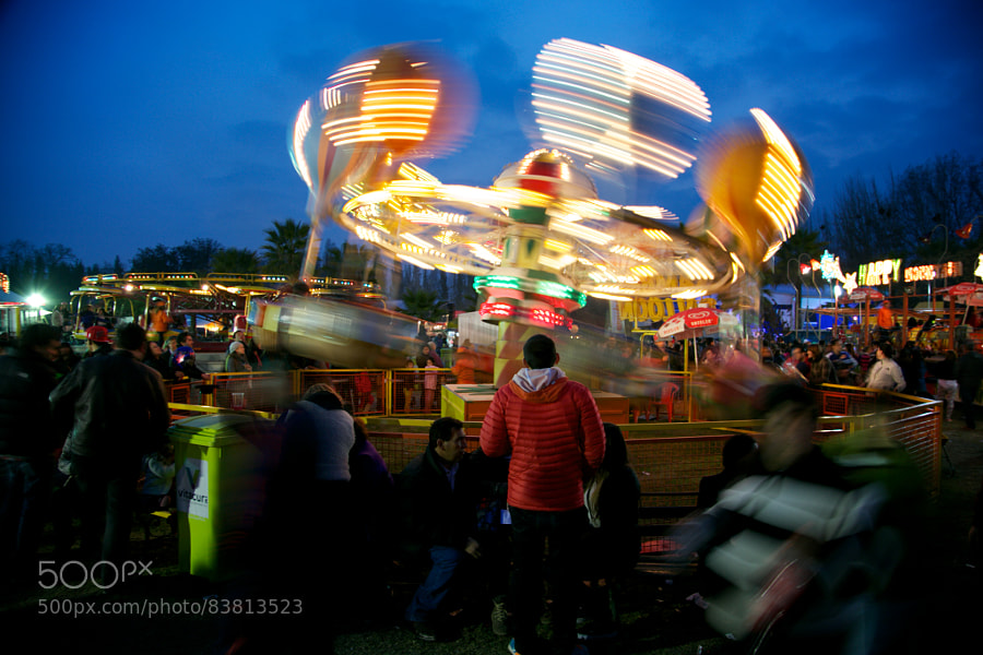 Photograph Independence celebrations by Karel Mundnich on 500px