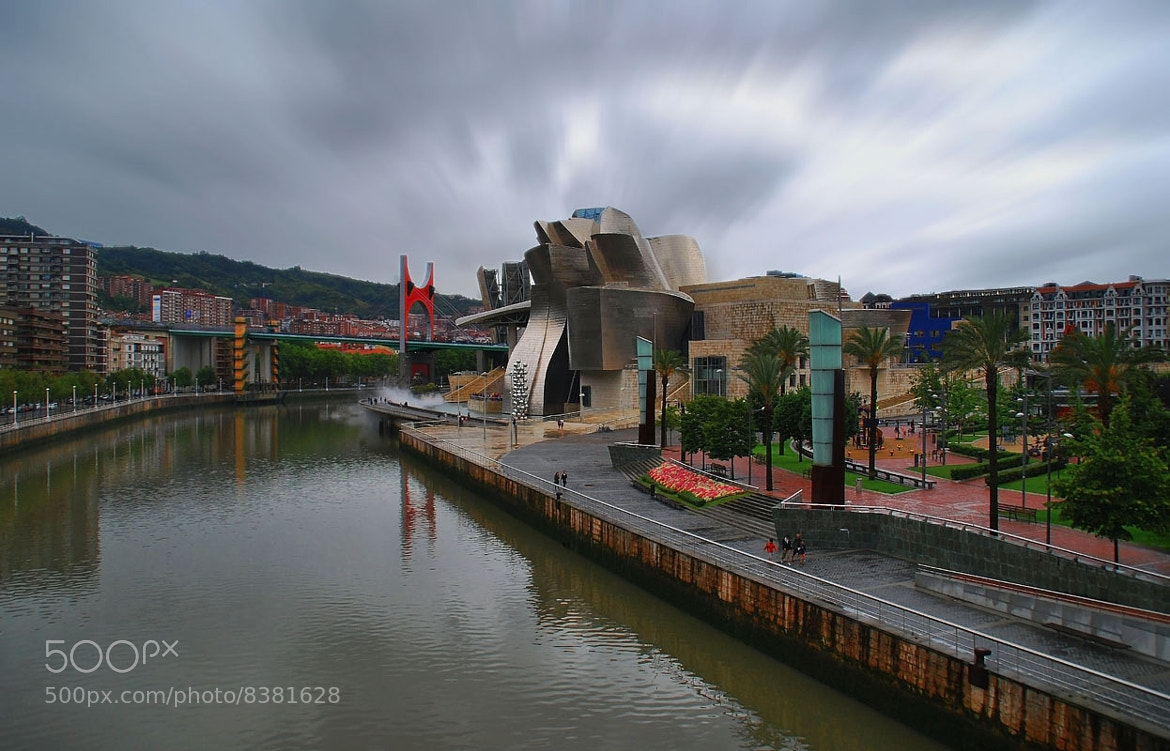 Photograph Bilbao by jose  urrutia on 500px
