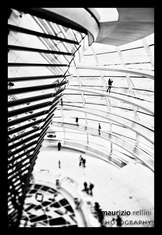 Photograph Bundestag by Maurizio Rellini on 500px