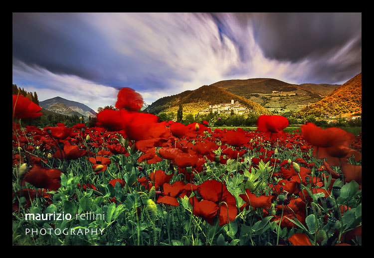 Photograph Arrone sunset by Maurizio Rellini on 500px
