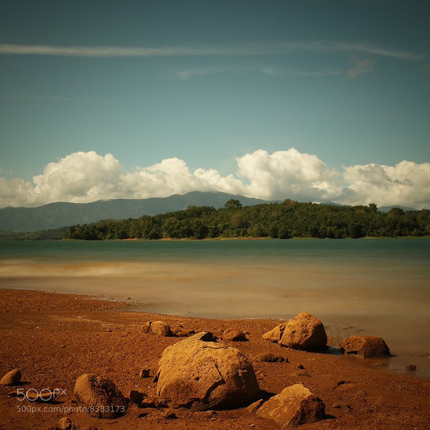 Photograph Land, Water And The Sky by Fauzan Maududdin on 500px