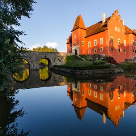 Cervena Lhota Chateau