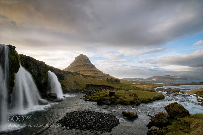 Photograph Kirkjufellsfoss  by Daniel Bosma on 500px