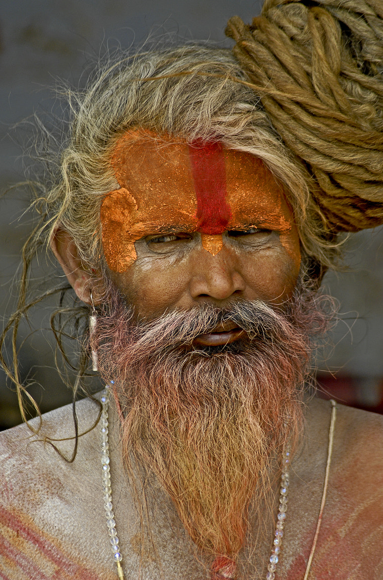 Photograph Sadhu (Holy man) by Konstantinos Arvanitopoulos on 500px