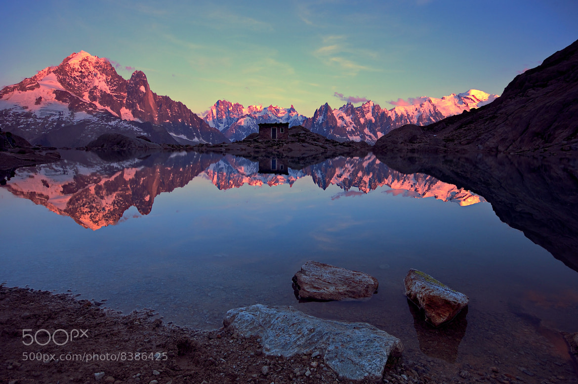 Photograph Lac Blanc  by 1D110 Bertrand Monney on 500px