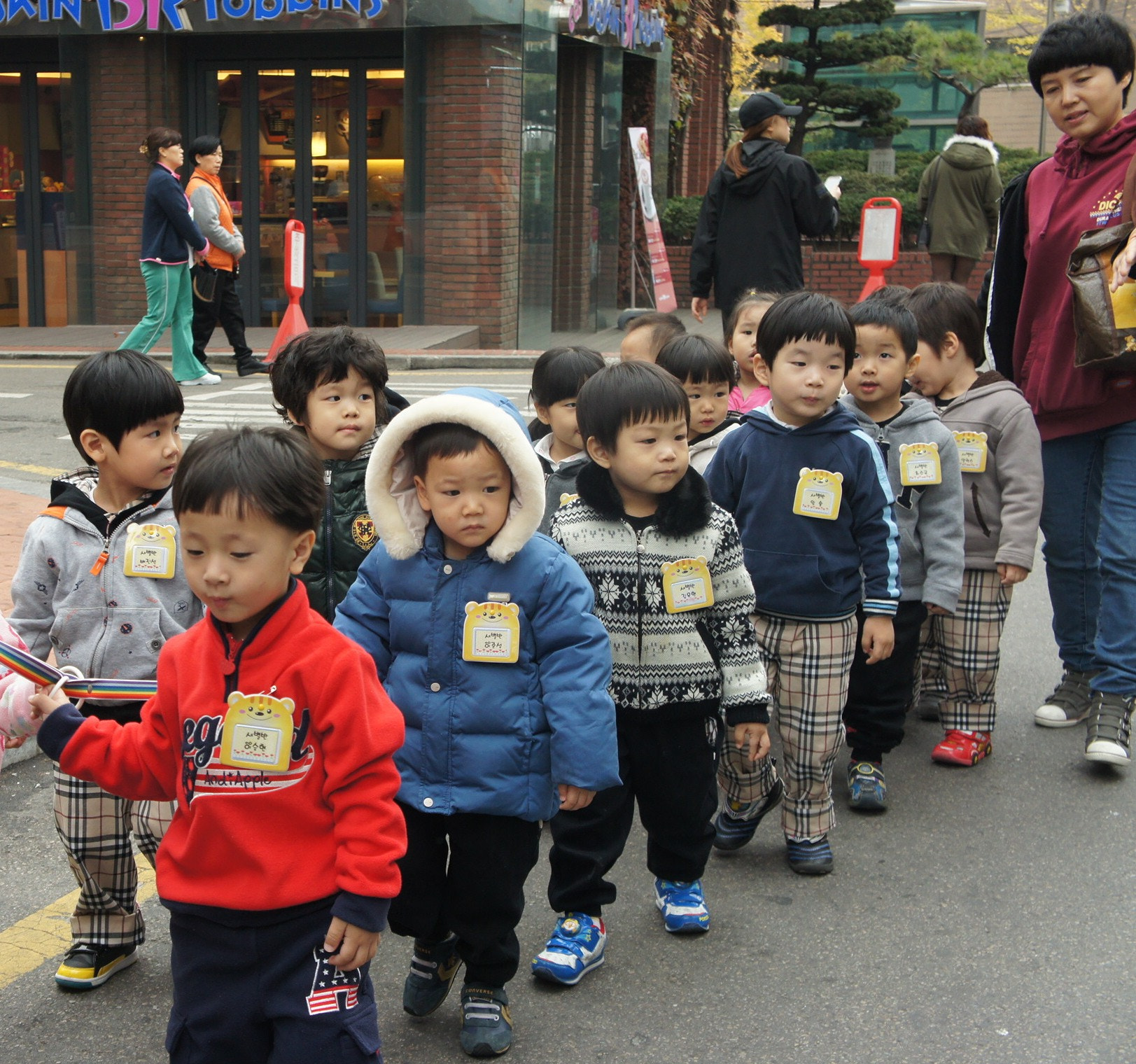 Photograph A traffic of Children by Wei-I  on 500px