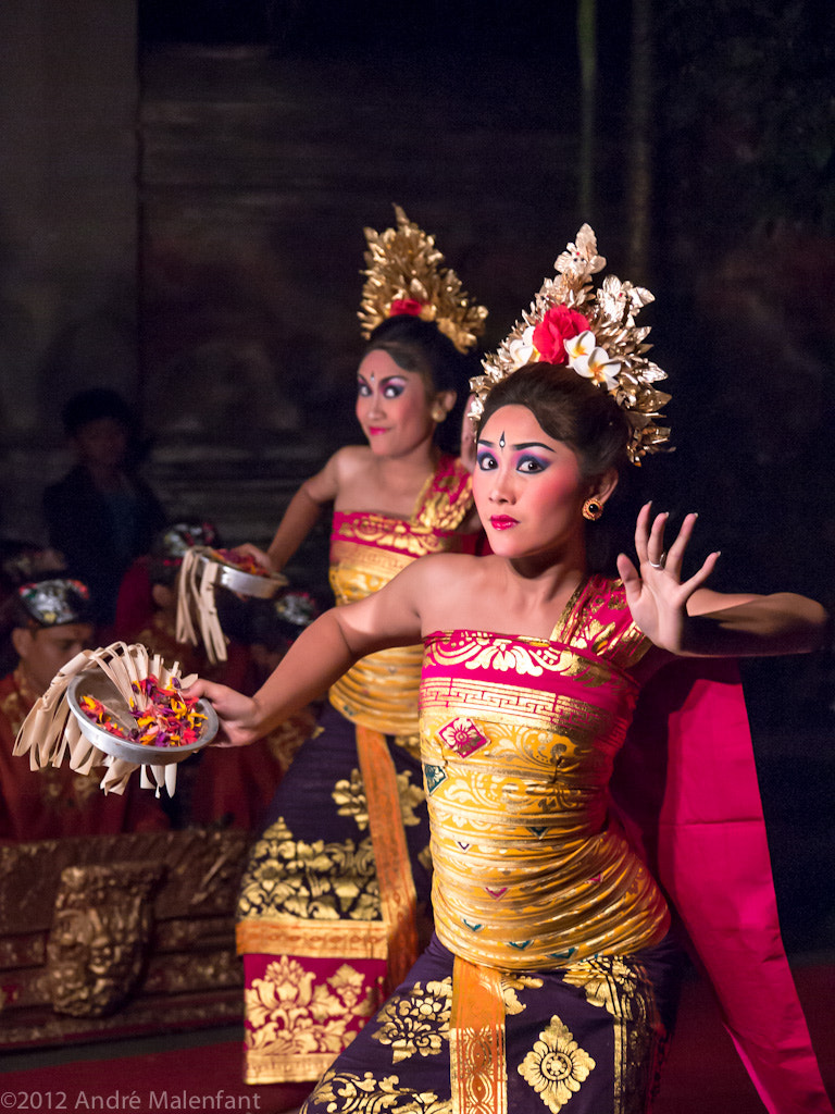 Photograph Balinese Dancers by André Malenfant on 500px