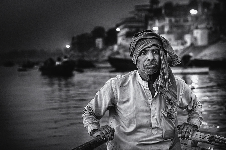 Photograph nights on the Ganges by piet flour on 500px