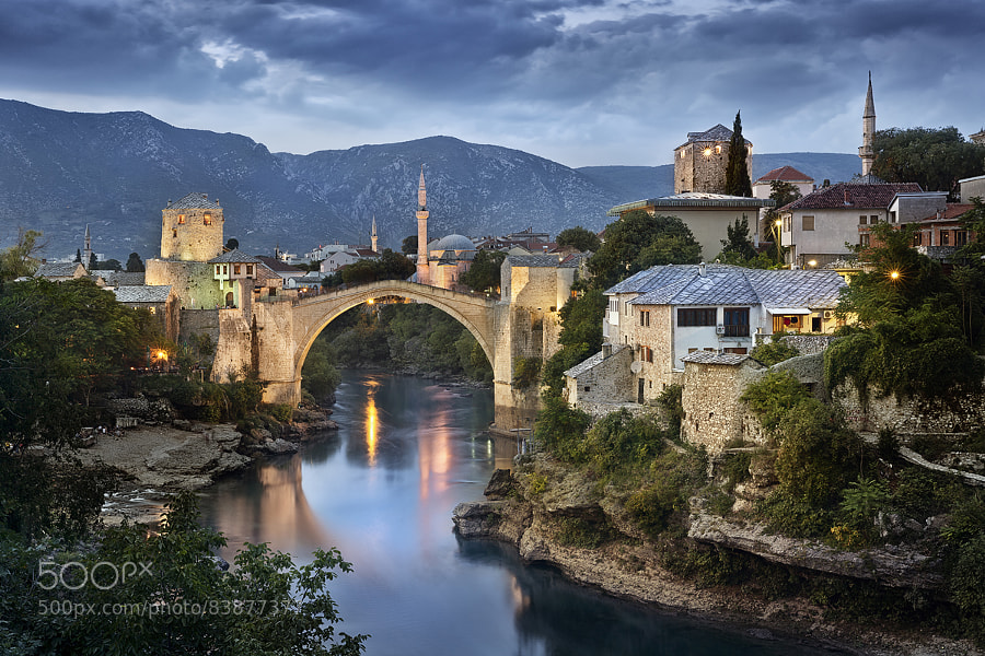 Photograph The new old bridge by Stefan L. Beyer on 500px