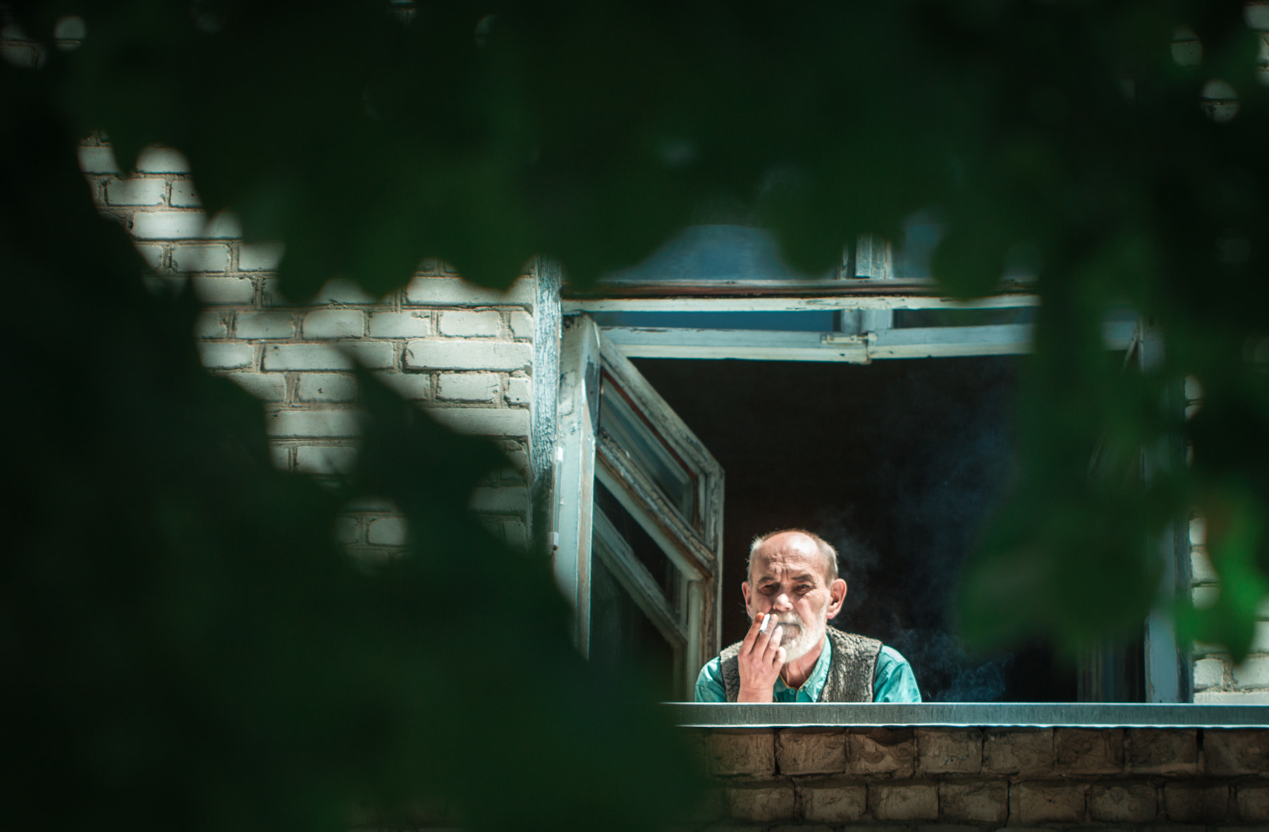 Photograph Smoking by Mikhail Khursevich on 500px