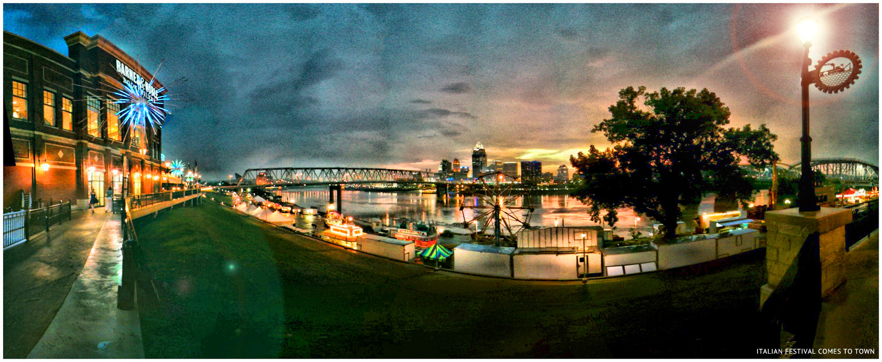 Photograph // ITIALIANFEST COMES TO TOWN // by Richard Cawood on 500px