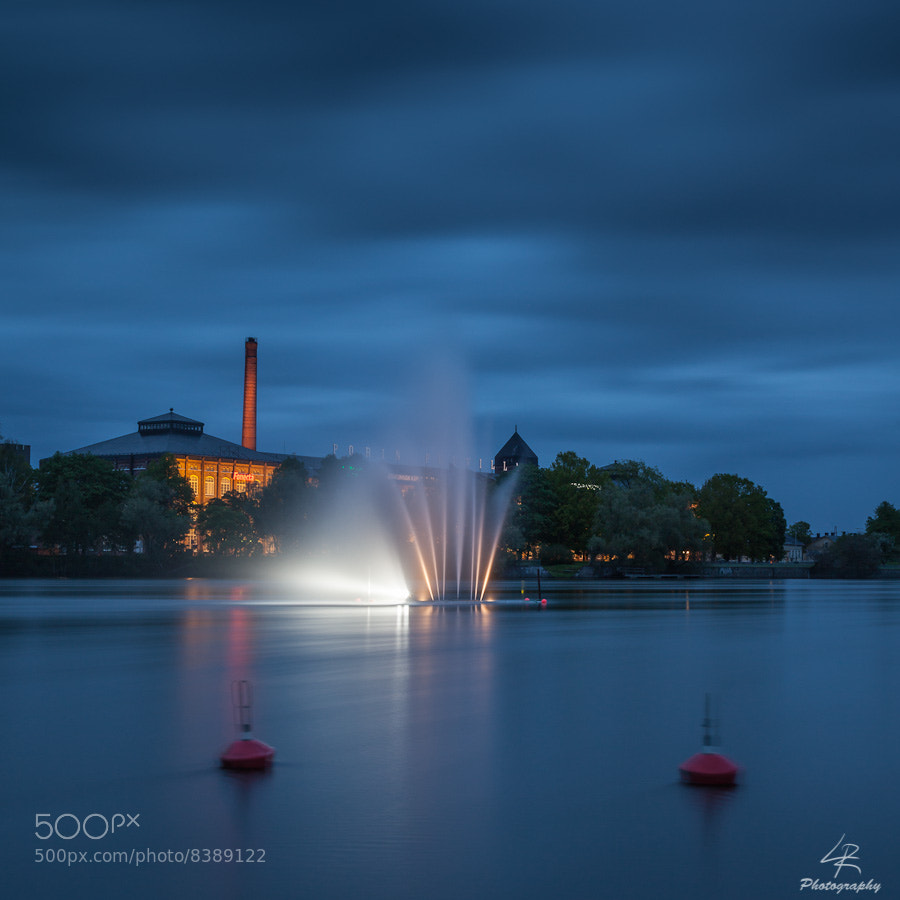 Photograph Fountain by Leo Rantala on 500px