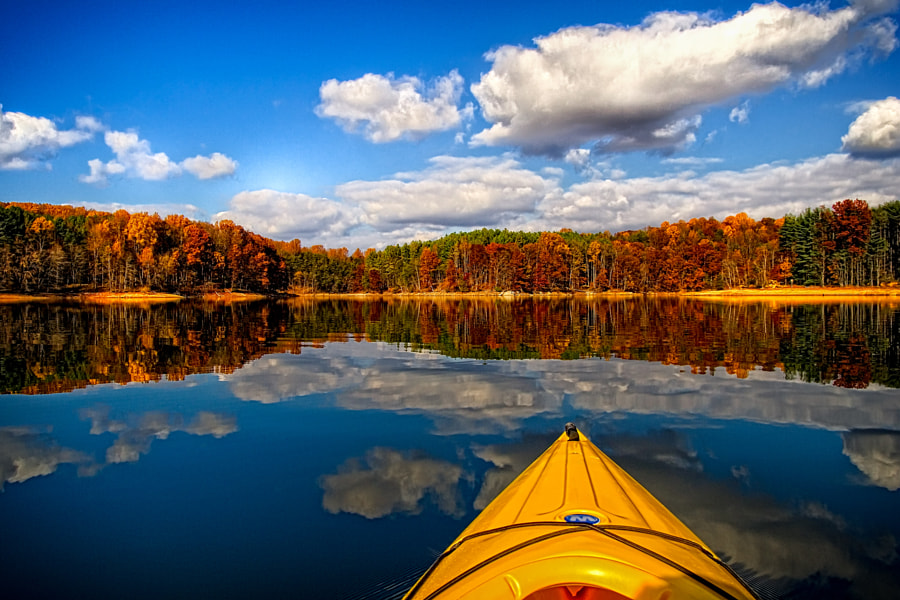 FALL KAYAK by Steven Madden on 500px.com