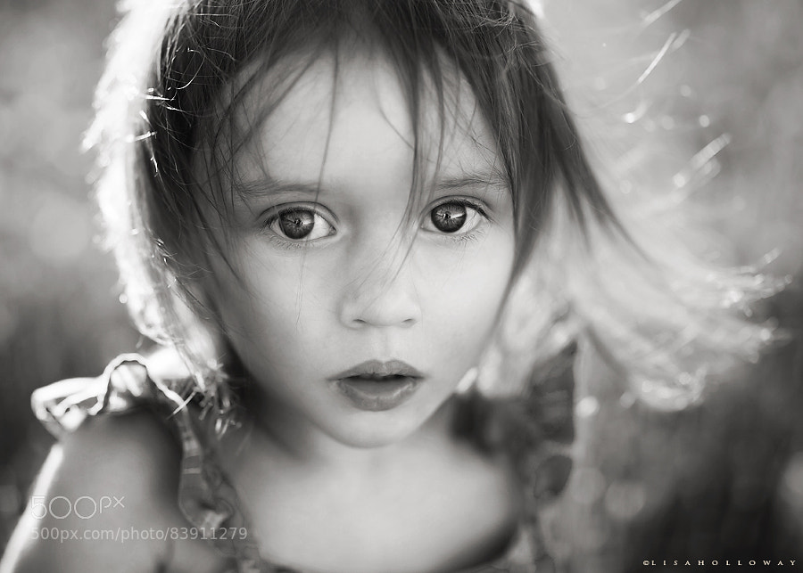 Photograph My Little Pixie, Wild & Free by Lisa Holloway on 500px