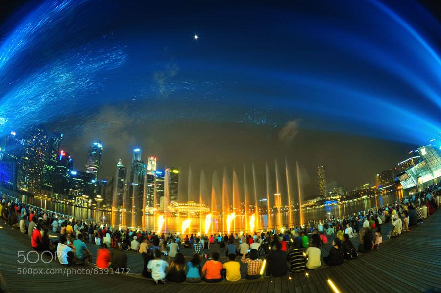 Photograph show at marina bay by Assoka Andrya on 500px