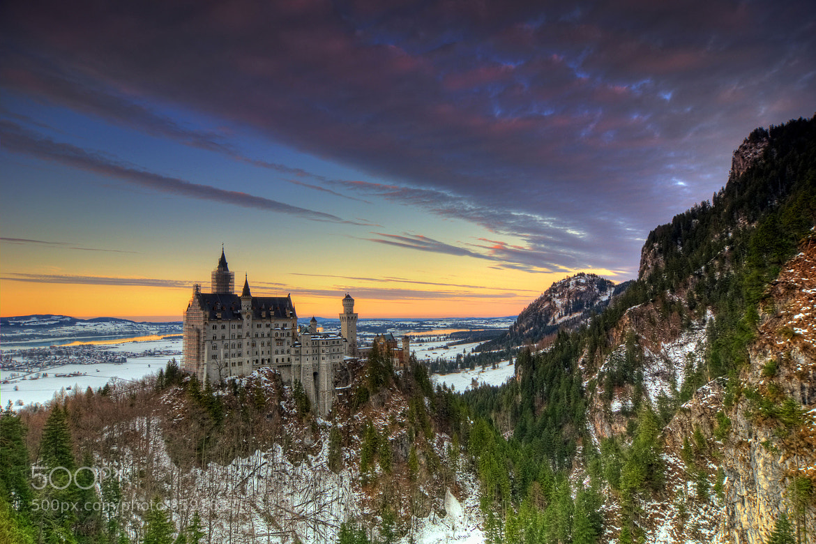 Photograph Neuschwanstein Castle by Dipta Nandana on 500px
