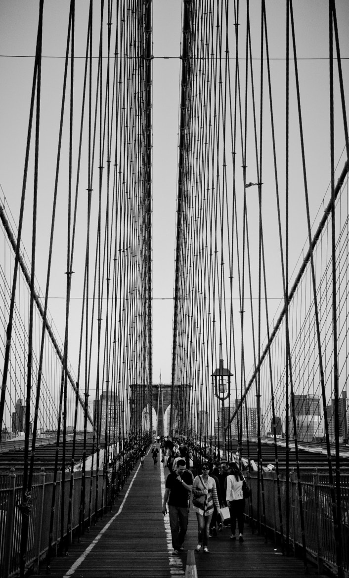 Photograph Brooklyn Bridge 2 by Kile Thompson on 500px