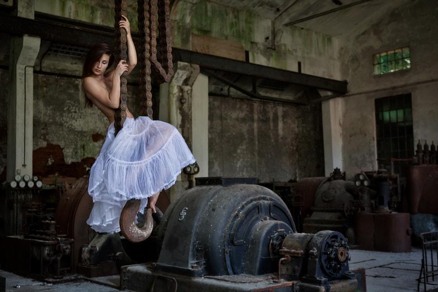 industrial romance - 3