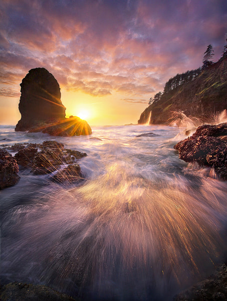 Photograph Sunset Symphony by Marc  Adamus on 500px